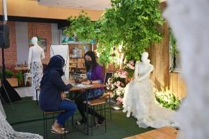 web pameran wedding