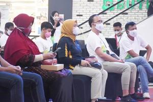 003 Para Tamu undangan yang hadir di Peluncuran Menoreh Trail Marathon 2021